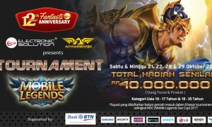 Mobile Legends Tournaments Electronic Solution 2017