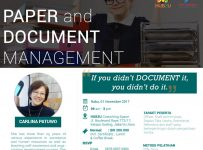 Paper and Document Management - HUB2U Coworking Space, 1 November 2017