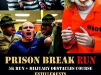 Prison Break Run - Citraland Surabaya, 19 November 2017