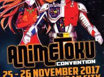 Animetoku Convention (Animetokucon) - Kuningan City Jakarta, 25-26 November 2017