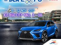 BCA Expo - Indonesia Convention Exhibition (ICE), 11-12 November 2017