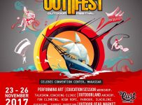 IIOutfest (Indonesia International Outdoor Festival) - Celebes Convention Center Makassar, 23-26 Nov 2017