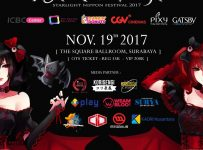STARNIFEST (Starlight Nippon Festival) - The Square Ballroom Surabaya, 19 November 2017