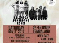 Sophomore FEB Undip, 11 November 2017