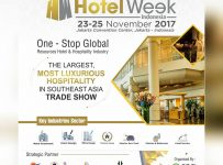 The Hotel Week Indonesia - ICE BSD City, 23-25 November 2017