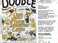 Coffee Toffee Doodle Art Competition, Deadline 8 Desember 2017