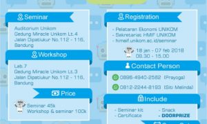 Explore (Line) Chatbot Build Operate and Transfer - UNIKOM, 10 Februari 2018