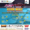 "Festival Diecast ""Bazaar and Race Competition"" - Teras Berlian Blok M Square, 20-21 Januari 2018"