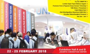 Indonesia International Education & Training Expo (IIETE) - Jakarta Convention Center, 22–25 Februari 2018