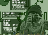Lomba Preevent The 16th Journalist Days - Universitas Indonesia