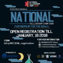 National Fellowship Camp - Bogor, 26-27 Januari 2018