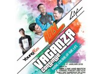 Vaganza Continue The Music Color of Our Life - SMK Link and Match, 27 januari 2018
