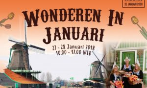 Wonderen in Januari - Cimanggis City, 27-28 Januari 2018
