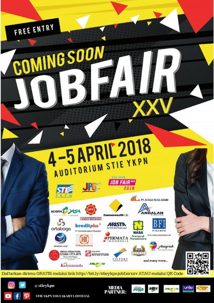 STIE YKPN Job Fair XXV