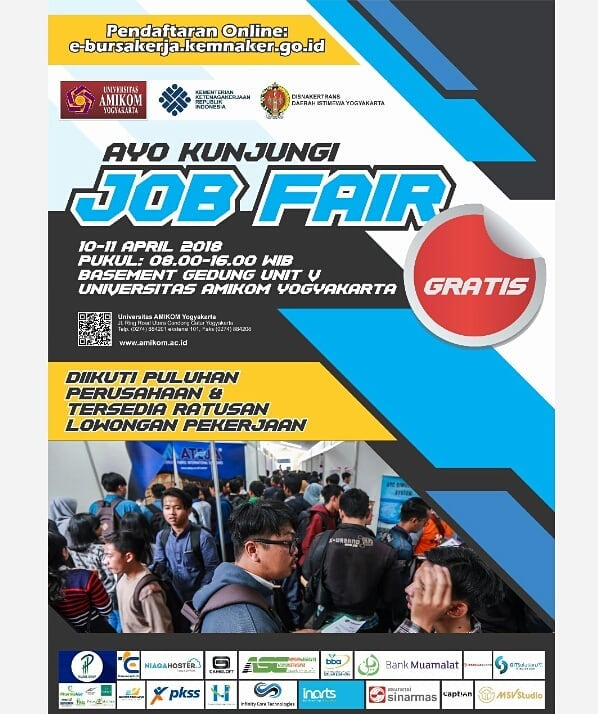 Job Fair AMIKOM