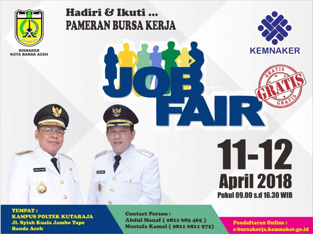 Job Fair Banda Aceh
