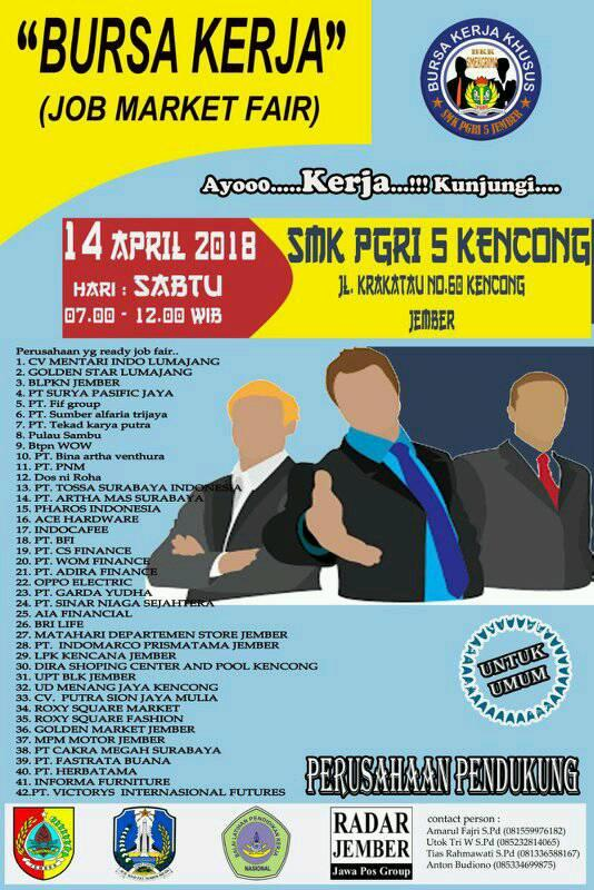 Job Fair Jember