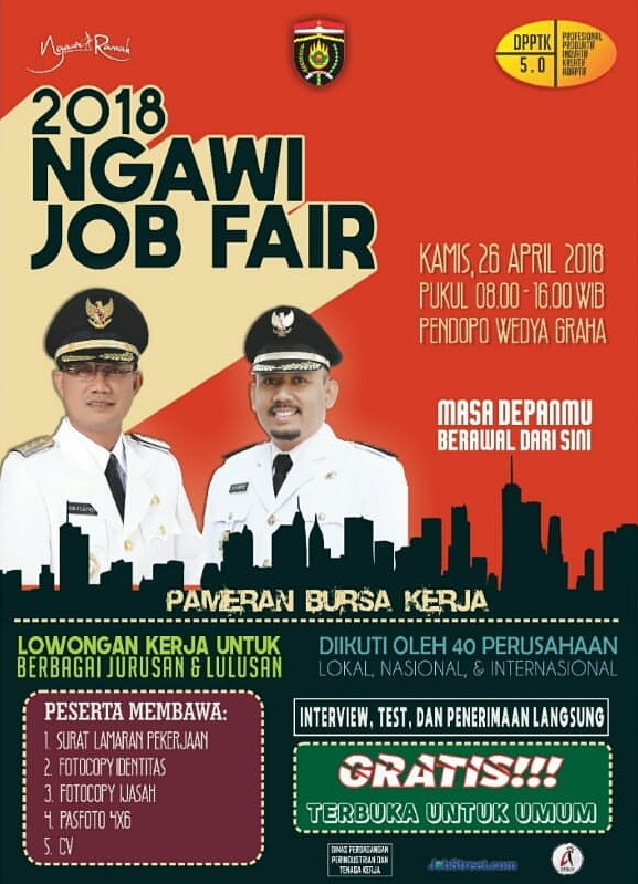 Job Fair Ngawi
