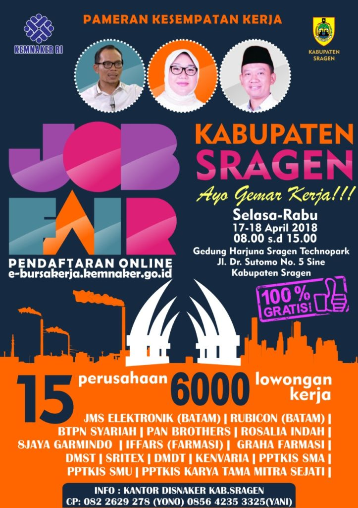 Job Fair Sragen