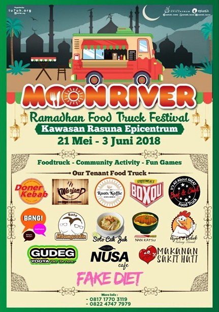 <strong>Moonriver Ramadhan – Culinary Food Truck Festival</strong>