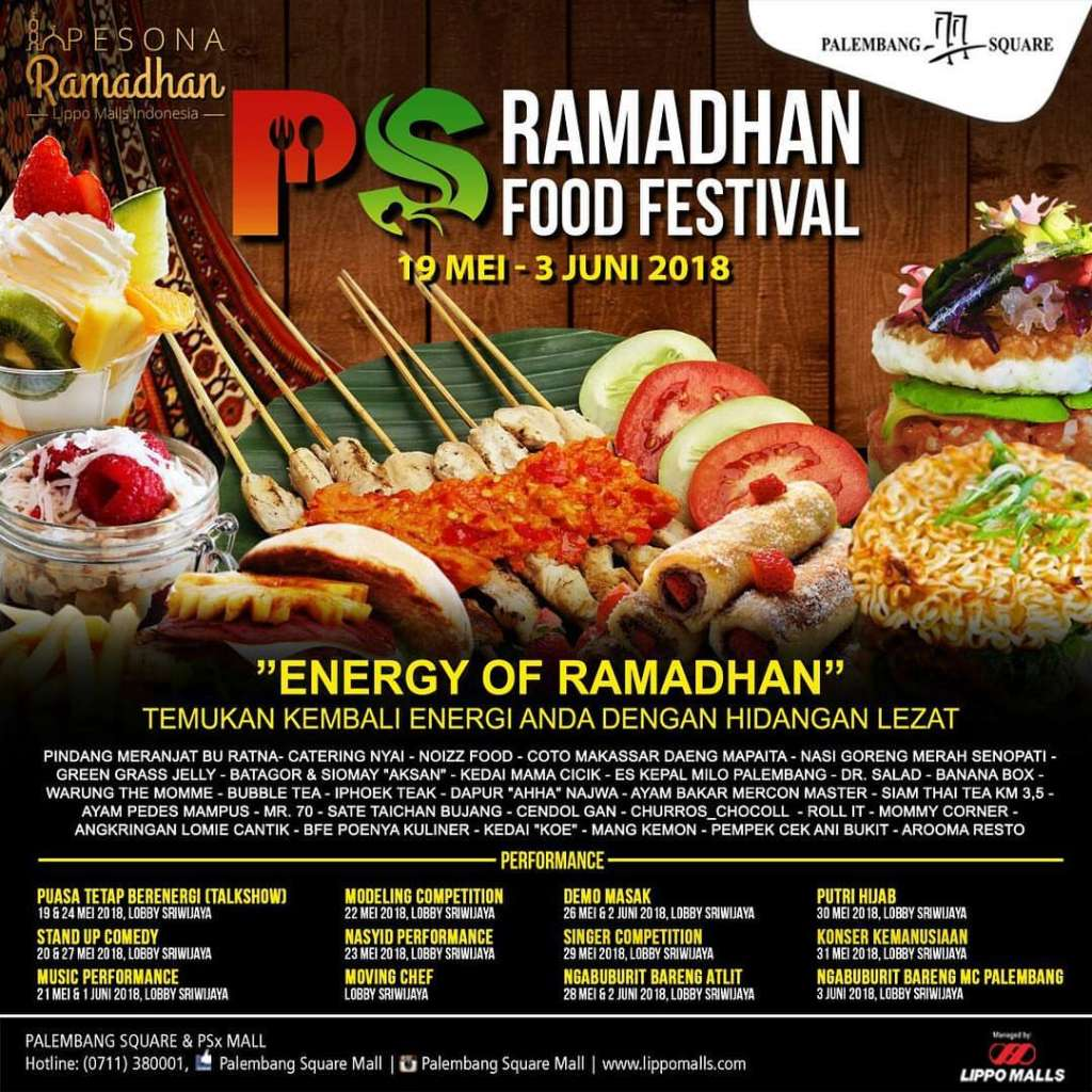 <strong>PS Ramadhan Food Festival 2018</strong>