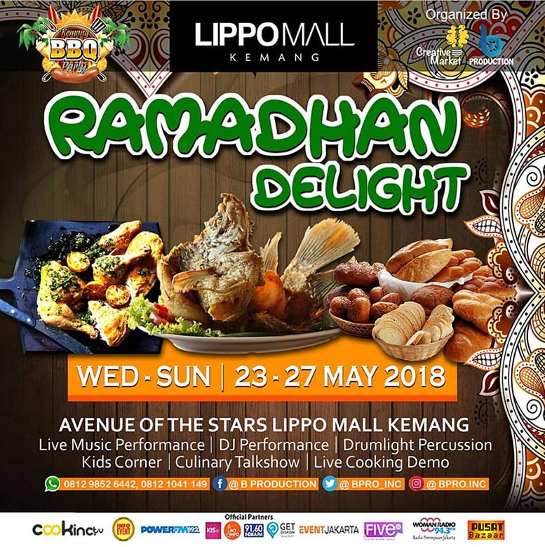 BBQ Party – Ramadhan Delight