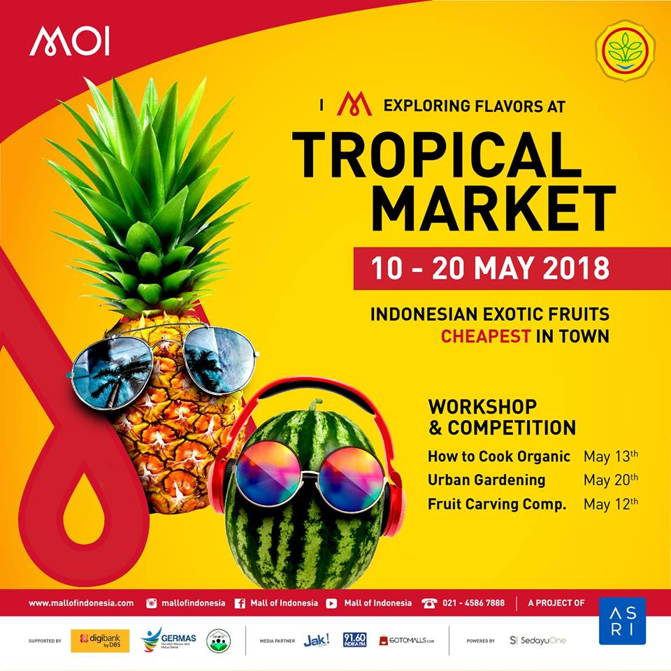 <strong>Tropical Market</strong>