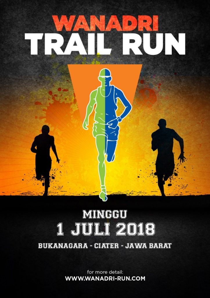 Wanadri Trail Run - Ciater Highland Resort, 1 Juli 2018