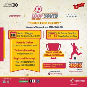 Loop Youth Cup – M Sport Futsal Center (MSFC), 28-29 September 2019