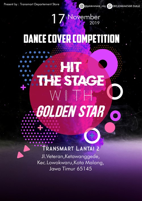 Dance Cover Competition – Malang, 17 November 2019