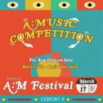 A: M Music Competition –  Kuningan City Ballroom, 6 Juni 2020